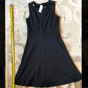 LOFT fit and flare dress - 2 - new